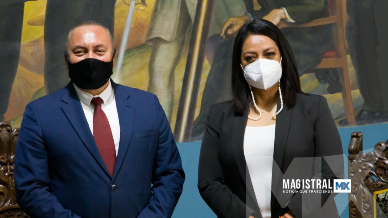 Transición Gobierno de Atlixco Ariadna Ayala